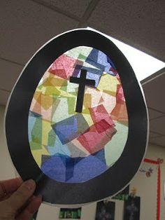 Mrs. Karen's Preschool Ideas: It Isn't About the Bunny - Easter 2013
