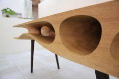 'CATable' by designer Ruan Hao