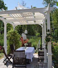 Pergola Shade Cover  DIY | Your Best DIY Projects | Pinterest | Pergola  Shade, Pergolas And Patios