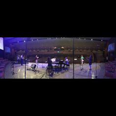 Getting ready to #worshiptogether at @centralassembly | Where are you worshiping today?