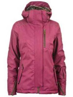 Giacche Snowboard Rip Curl Slack Gum Jacket - Donna/Donna