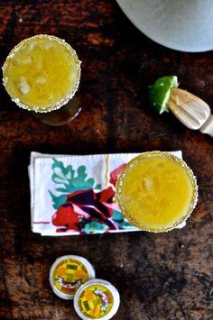 Spicy Mango Margarit