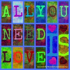 Love quote via Alice in Wonderland's TeaTray at www.Facebook.com/WonderlandsTeaTray