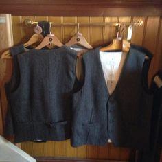 #tweedvest i sildeben str s-XXL #tibberuphoekeren #smallshopkeeper #tweed #herremode #menstyle #hoekeren #vest #bonderøv #traditionelttøj #workwear