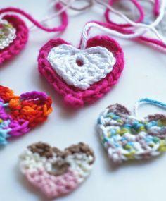 DIY - Tejiendo Corazones Crochet Earrings, Baby Shoes, Crafty, Diy, Jewelry, Fashion, Hearts, Events, Feminine