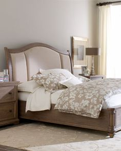 """""""Gilmore"""" Bedroom Furniture at Horchow."""