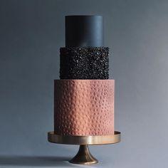 Cooper black cake