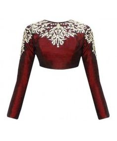 Latest Designer Blouse..  http://www.kmozi.com/designer-blouse/latest-designer-blouse-1018