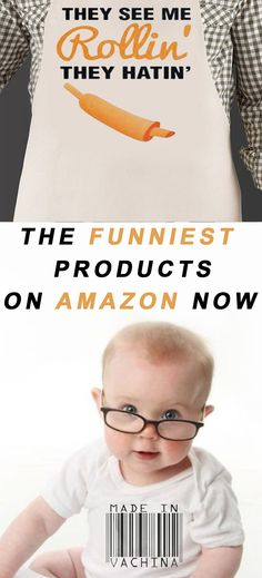 The Funniest Products on Amazon Right Now