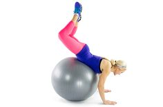Frog+Crunch+on+Stability+Ball