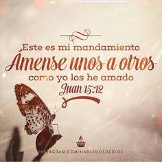 Juan 15:12