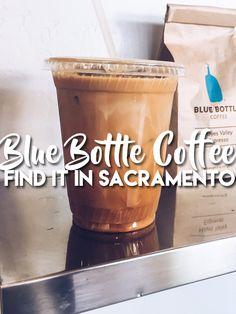 Blue Bottle Coffee - Find it in Sacramento, California