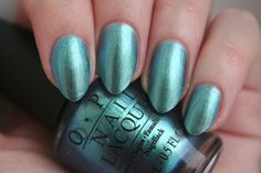 OPI Nail Lacquer in This Color's Making Waves