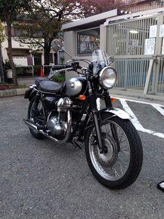 KAWASAKI W650 2007