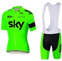f480f420f sky Cycling Sets Cycling Clothing Bike Clothing Breathable Quick Dry Men Bicycle  Wear Short Sleeve