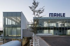 Novo Centro de Distribuição Mahle / LoebCapote Arquitetura e Urbanismo