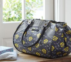Petunia Pickle Bottom Misted Marigolds Wistful Weekender Need this one too! Diaper Backpack, Diaper Bags, Petunia Pickle Bottom, Baby Furniture, Pottery Barn Kids, New Parents, Petunias, Louis Vuitton Speedy Bag, Baby Gifts