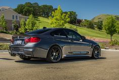 HRE Wheels, Full M Performance Aero, Full Arkapovic turbo back, JB4 Mineral Grey M4