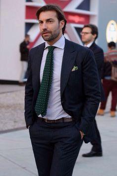 gentlemen Street style