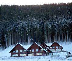 Bukovel ski resort, western Ukraine.