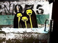 Kathrina Rupit, una street artist mexicana en Irlanda. « Cultura Colectiva