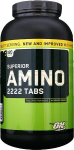 100 % Imported with Guaranty No repacked No Mixing Our Superior Amino 2222 Tabs provide a full spectrum 2,222 mg array of essential, conditionally essential, and non-essential amino acids derived from a blend of isolated, concentrated, and hydrolyzed protein sources plus L-Ornithine and L-Carnitine. Bottom line: http://www.shoppingexpress.pk/superior-amino-tablets-optimum-nutrition-prod_696402.html