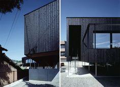 rhythmdesign: weekend house in takeo