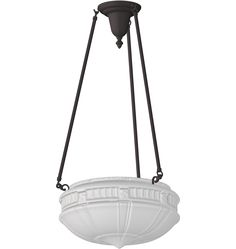 Hudson Colonial Revival Bowl-Shade Chandelier A1255