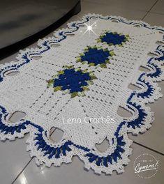 Crochet Doily Rug, Crochet Table Runner, Crochet Shoes, Crochet Art, Free Crochet, Crochet Patterns, Crochet Home Decor, Free Pattern, Artisan