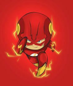 Baby Flash by Oliver Nome