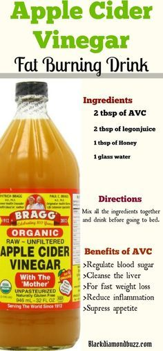 ACV Lime Smoothie - Best natural detox and cleanses smoothie Apple Cider Vinegar Smoothie, Lime Smoothie, ACV Drink, Morning Detox Drink and Before bedtime Drink
