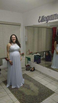 E a noiva grávida mais linda do ano? É a Carol...ela se casou no sábado agora  Carol, obrigado por confiar em nós para os ajustes. Um beijao e toda felicidade do mundo pra vocês 3 ( por enquanto 3) rsrs Agradecemos também a equipe NoiDue Dia da Noiva
