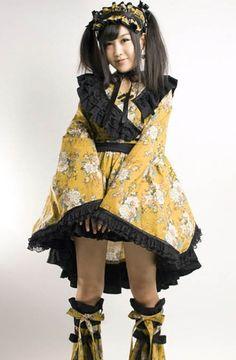 wa lolita dress: yayy formal wear