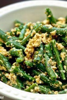 Green Bean Shiraae | Easy Japanese Recipes at JustOneCookbook.com