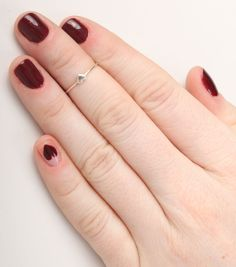 Catbird :: First Knuckle Rings :: Heart Memory Ring, silver Stack Em, Take My Money, Buy Buy Baby, Knuckle Rings, Jewelry Box, Fashion Beauty, Memories, Nails, Heart
