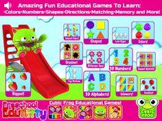 Amazing fun, amazingly educational! Kids learn best with a smile! https://itunes.apple.com/us/app/preschool-edukitty-free-amazing/id655192558?mt=8