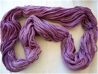 Art Threads: Cochineal Experiments