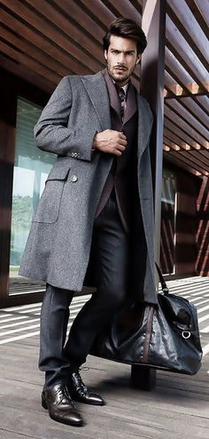 Men in suits & mens fashion. Posting new and inspiring outfits every day! Mode Masculine, Sharp Dressed Man, Well Dressed Men, Fashion Moda, Mens Fashion, Mode Man, Business Outfit, Business Style, Gentleman Style
