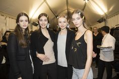 Valentino Fall 2015 RTW Backstage – Vogue