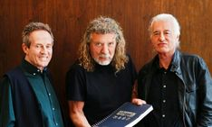 Led Zeppelin have reunited to release an anniversary book