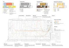 Kashiwa-no-ha Open Innovation Lab,Floor Plan