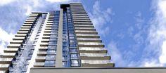 Quartier Pointe Nord – Evolo I Montreal Architecture, Architecture Design, Condominium, Interiores Design, Skyscraper, Multi Story Building, Architecture Layout, Skyscrapers, Architecture