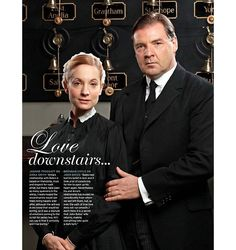 downton abbey. Mr. Bates, I will marry you and be your next of kin. We will get through this (Vera's death) together.