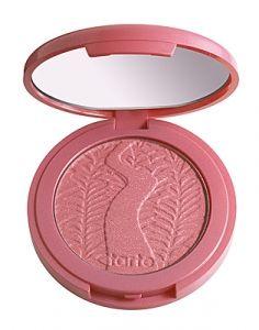 Amazonian clay 12-hour shimmering blush in glisten  http://tartecosmetics.com/tarte-item-Amazonian-clay-12-hour-shimmering-blush