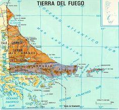 Patagonia e Terra del Fuoco, l'ultima frontiera. Immagini e fotografie. ~ Patagonia Express
