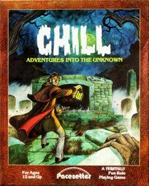 Chill - Horror Roleplaying - Wayne's Books RPG Reference