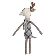 Maileg Sleepy-Wakey Medium Reindeer| $54.95 #maileg #kids #toddler #sweetcreations