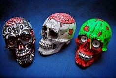 #skulls #marastiru customized skulls