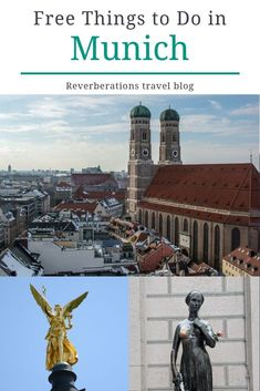Here's more than 29 free things to do in Munich, Germany! Enjoy a visit to the Bavarian capital city without breaking the bank. Road Trip Europe, Europe Travel Guide, Backpacking Europe, Budget Travel, Travel Guides, Visit Germany, Germany Travel, Munich Germany, European Travel Tips
