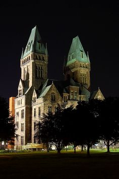 Richardson Olmsted Complex, Buffalo, New York, USA.
